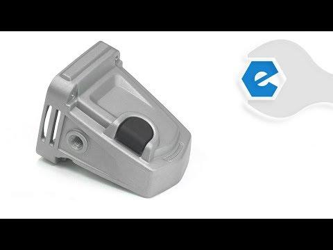Milwaukee Grinder Repair - Replacing The Gear Case (Milwaukee Part # 14-30-1156)