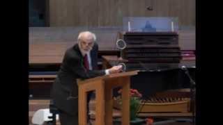 """Preaching the Old Testament,"" Walter Brueggemann"