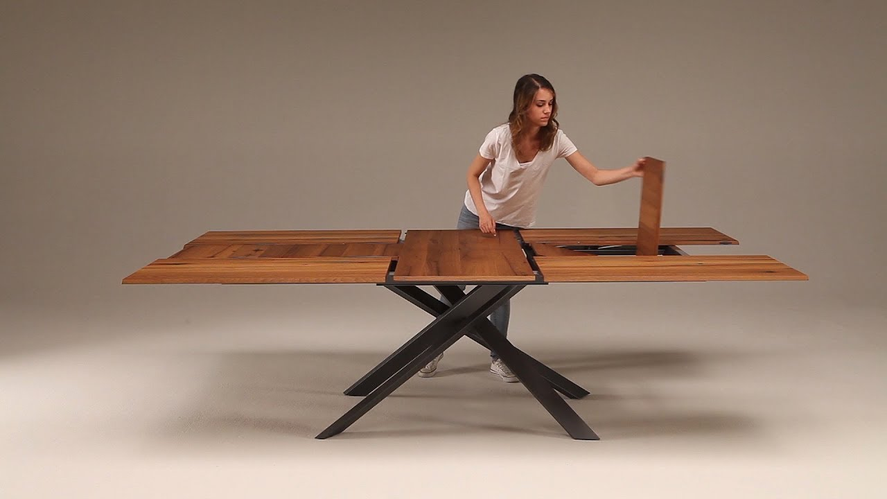 Table De Ping Pong Transformable transformable and extendable tables, modern chairs, design
