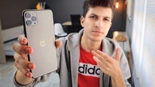 أول مره في حياتي اجرب ايـفون | iPhone 11 Pro Max !!