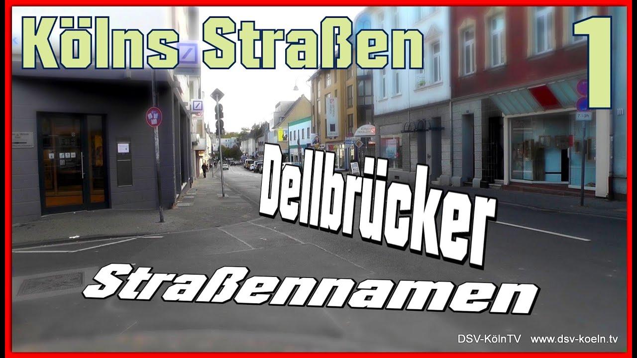 Straßennamen Bedeutung