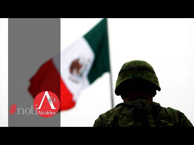 Noti Alcaldes: El nivel de paz en México empeoró en 2018