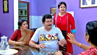Thatteem Mutteem | Ep 31 Reconciliation again & again | Mazhavil Manorama