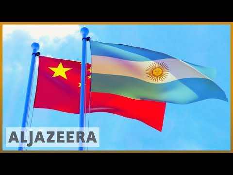 China Trade Deal: New alliance with Argentina