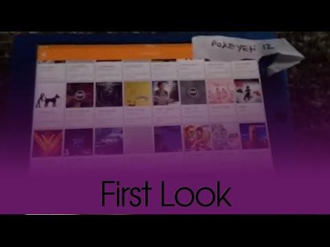 Google Play Music for iPad (2)