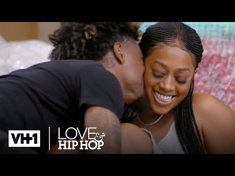 Trina Discusses Her Love Life | Hot Seat 🔥 | Love & Hip Hop: Miami