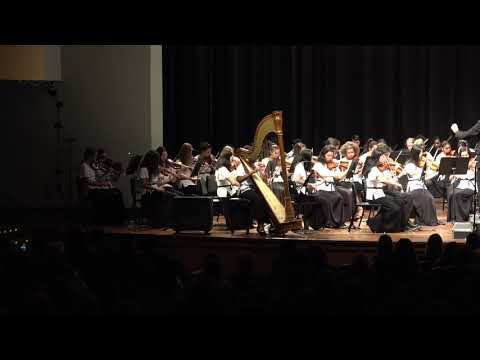 Suite Concertante - Alfred Reed - CHS Advanced Orchestra 10/25/2018