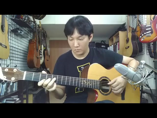盧家宏直播吉他演奏  讓我永遠愛你  20200822