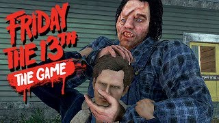 Friday The 13th The Game Gameplay German - Tanz mit dem Sloth