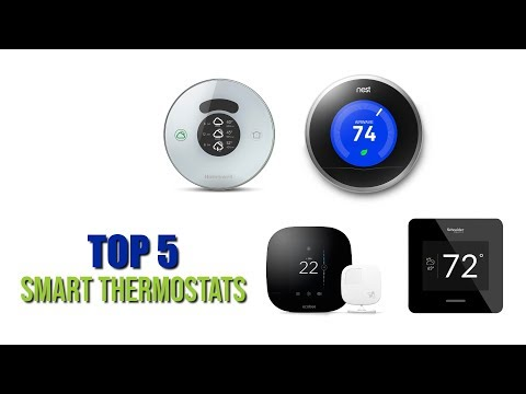 Top 5 Best Smart Thermostats