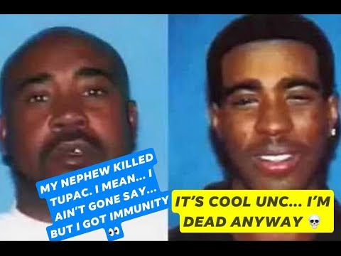 Keefe D Confession, Tupac, Puffy (Puff Daddy), Orlando Anderson & Suge  Knight