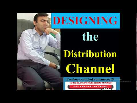 designing-the-distribution-|marketing-channel-|-marketing-intermediaries-|-intensive-distribution