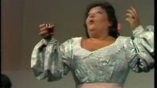 El Poeta de Moreno Torroba (1980). Ángeles Gulín, soprano. Plácido Domingo, tenor.