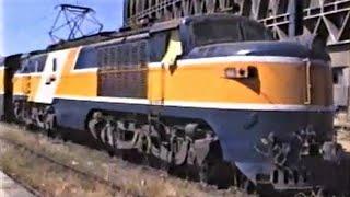 """Recordamos un viaje a Puerto Varas del año 1997 en el tren """"Rápido de los Lagos"""""""