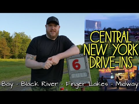 Drive-In Theaters Of Central New York