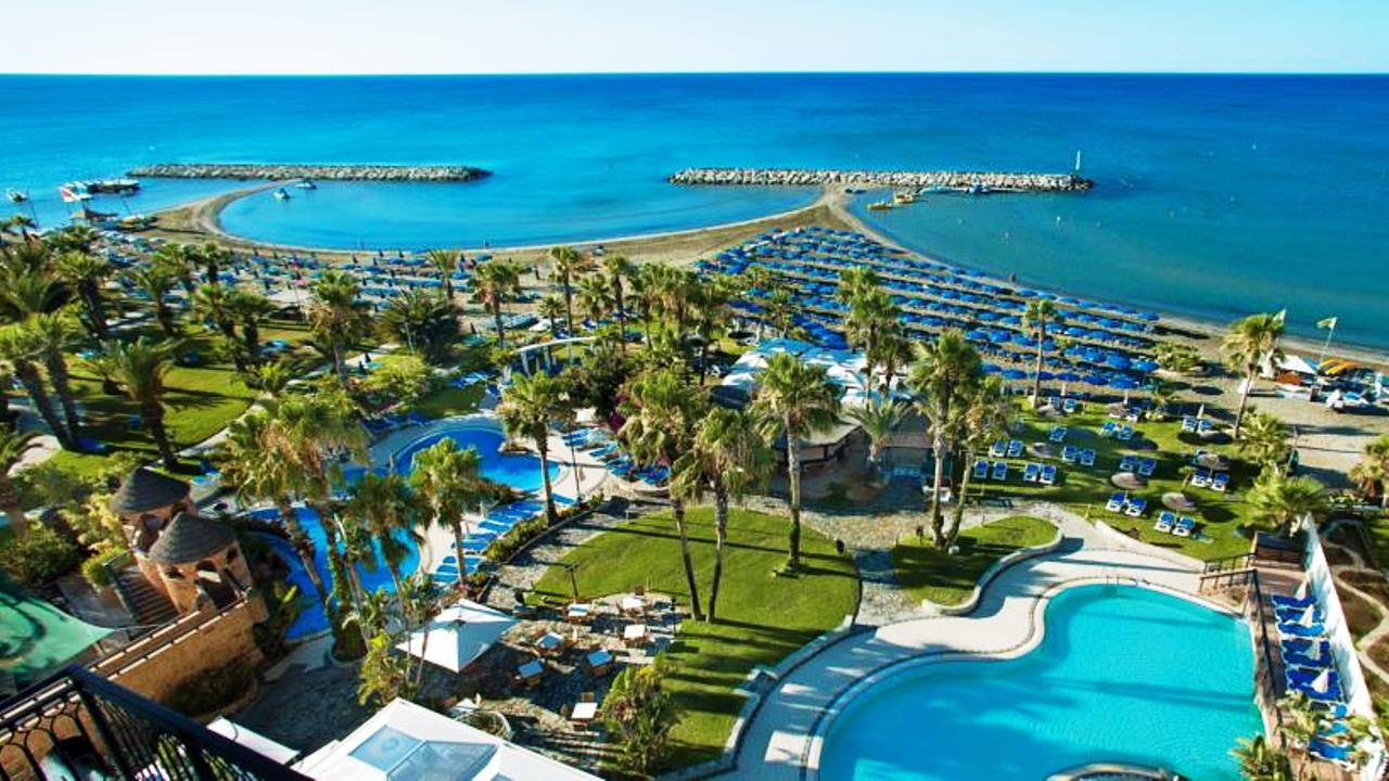 Top10 Recommended Hotels in Larnaca, Cyprus - YouTube