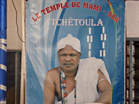 08012017 Cotonou, voodoo mass.