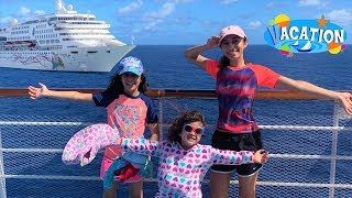 Going on a Cruise Vacation!! Family Fun vlog