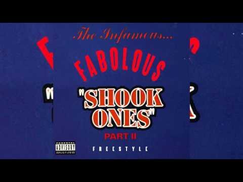 Fabolous - Shook Ones Freestyle