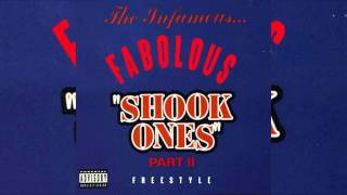 Fabolous - Shook Ones Freestyle