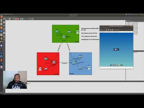 HSRP with OTV Using CSR 1000v and Nexus 9000v - YouTube