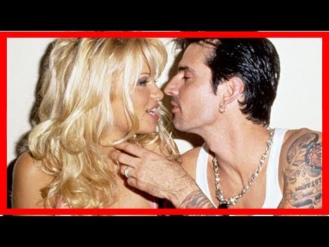 Tommy Lee PAM Anderson sexe vidéo