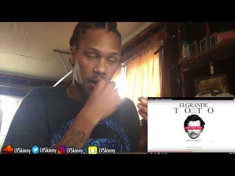(Moroccan Rap) TOTO - PABLO (Reaction Video)