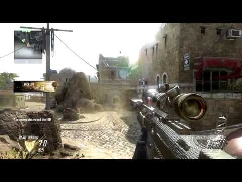 [21] BO2 Sniper Only Road to Commander!   Doing Good Again and Ranting About Headshots