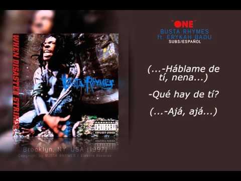One  Busta Rhymes ft Erykah Badu Subtitulado al Español
