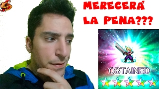 FINAL FANTASY BRAVE EXVIUS - CLOUD MERECERÁ LA PENA???