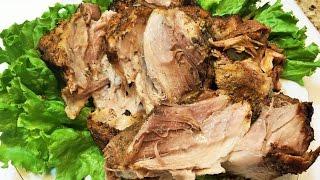МЯСО МЕДЛЕННОГО ПРИГОТОВЛЕНИЯ, Мягкое и сочное. Тушеное мясо.  Полезная еда.  Meat slow cooking