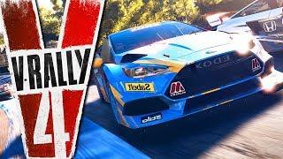 V-Rally 4 Gameplay PC