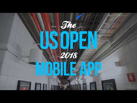 Experience The US Open Grounds With Our Interactive Map!