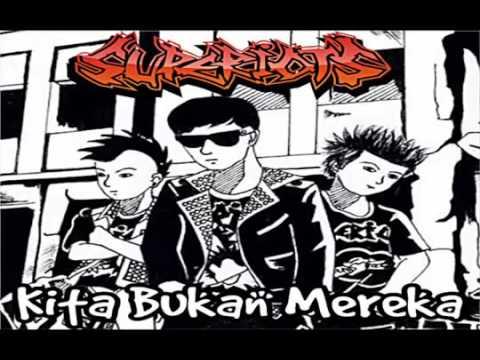 Superiots   Kau Tetap Punk   Lirik