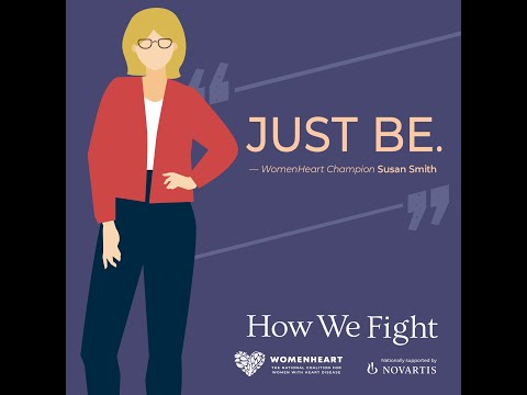 How do I stay stress free after my HF diagnosis? –Susan #HowWeFight