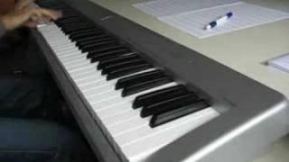 Giusy Ferreri - Non ti scordar mai di me (piano cover by Lucamadeus)