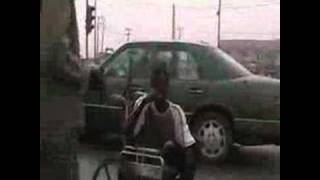 cruising through aba road, Port Harcourt