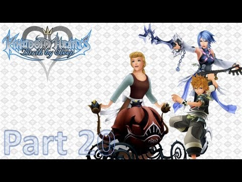 Kingdom Hearts Birth By Sleep - Part 20: Royal Board & Wheels of Misfortune