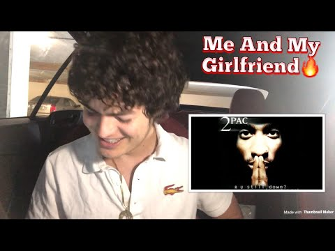2Pac - Me And My Girlfriend (REACTION) 🔥
