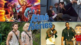 Film Uncharted / Gardiens 3 Real / Cast Bad Boys 3 / New Mutants / etc ...
