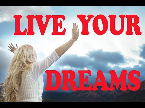 Leah Guy on LIVING YOUR DREAMS NOW!!