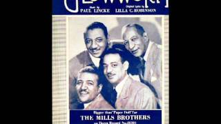 Mills Brothers - The Glow-Worm (1952)