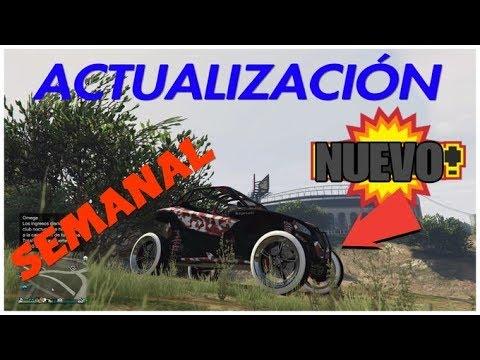 Actualización semanal 23/1/2020 en GTA V online 1.50 from YouTube · Duration:  10 minutes 57 seconds