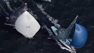 SAIL: Majesty at Sea by Drew Doggett Featuring 12 Meter and J Class Yachts
