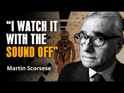Martin Scorsese amazing interview on Stanley Kubrick