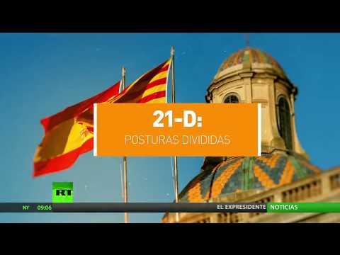 Cataluña tras las elecciones autonómicas 🔴 - NOTICIERO RT 22/12/17