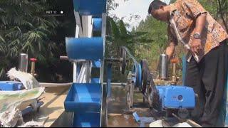 Warga buat kincir angin untuk atasi krisis air - NET12