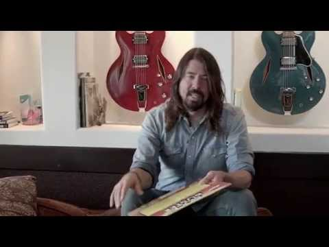 Dave Grohl - Interview (Record Store Day 2015)