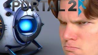 Portal 2 #4! Hot steamy turret sex!