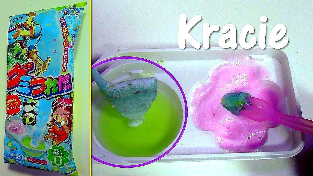 Kracie Popin Cookin Gummy Tsureta Soda Flavor Edible Japanese Candy - Kids' Toys